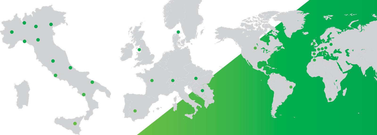 rete distributori componenti elettriche-eurotek
